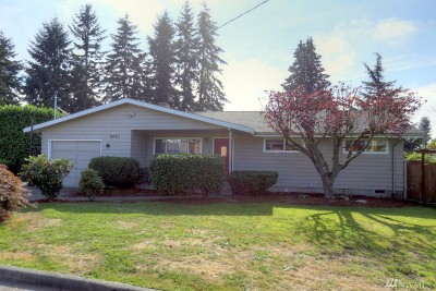 King County Single Family Home For Sale: 9821 S 212th St