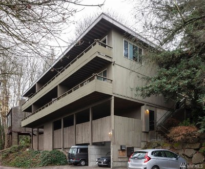 Seattle Multi Family Home For Sale: 4711 Ravenna Ave NE