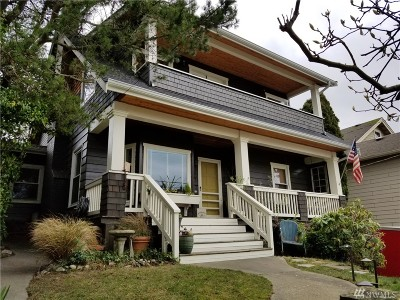 Seattle Single Family Home For Sale: 5616 49th Ave SW