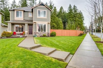 Thurston County Single Family Home For Sale: 9216 Campus Glen Dr NE