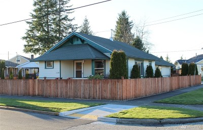 Enumclaw Single Family Home For Sale: 1158 Porter St.