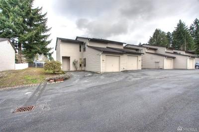 Renton Condo/Townhouse For Sale: 1555 Union Ave NE #22