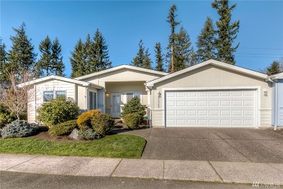 Maple Valley Single Family Home For Sale: 21702 SE 272nd Place