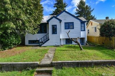 Seattle Single Family Home For Sale: 7526 14th Ave SW