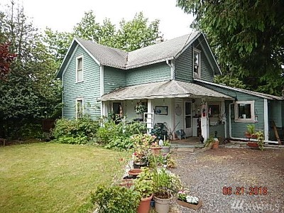 Snohomish Single Family Home For Sale: 1610 Ludwig Rd