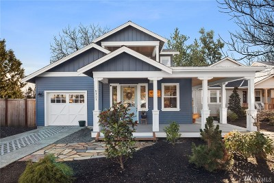 Kirkland Single Family Home For Sale: 9431 NE 128th St