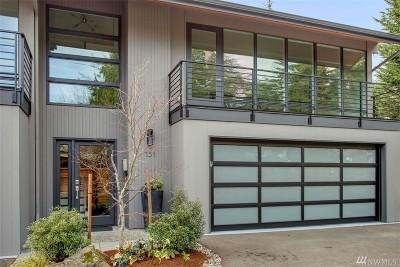 Bellevue Condo/Townhouse For Sale: 151 108th Ave SE