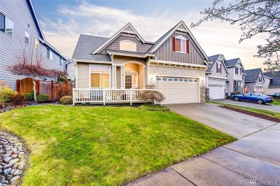 Auburn Single Family Home For Sale: 12214 SE 306th Ct