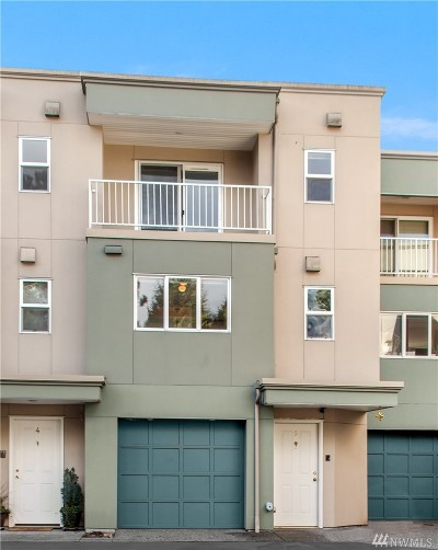 Condo/Townhouse For Sale: 140 W Sunset Wy #5