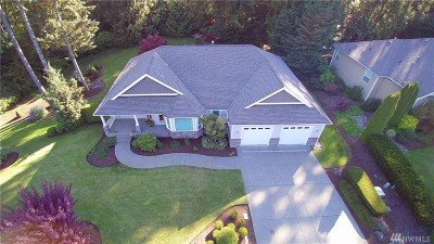 Gig Harbor Single Family Home For Sale: 8002 Springfield Dr NW