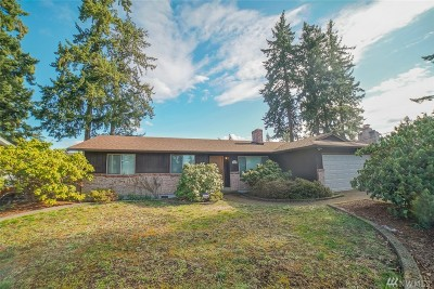 Spanaway Single Family Home For Sale: 17109 20th Ave E