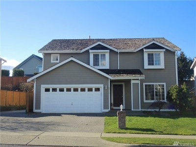 Tacoma Single Family Home For Sale: 3714 45th Ave NE