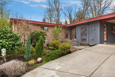 King County Single Family Home For Sale: 5401 S Lucile St
