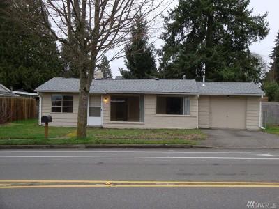 Shoreline Single Family Home For Sale: 17402 5th Ave NE