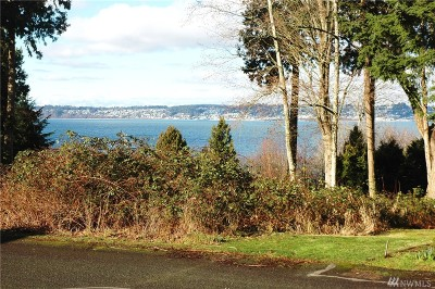 Whatcom County Residential Lots & Land For Sale: 9173 Great Blue Heron Lane