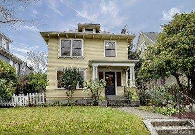 King County Single Family Home For Sale: 723 16th Ave E