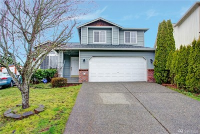 Federal Way Single Family Home For Sale: 36253 23rd Place S