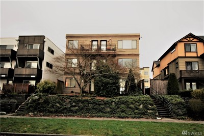 King County Condo/Townhouse For Sale: 2316 44th Ave SW #304