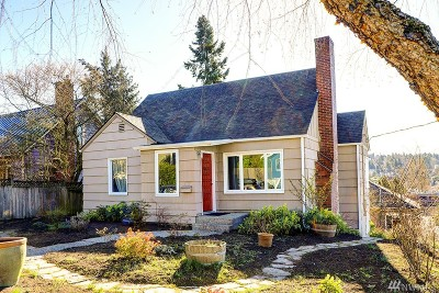 Seattle Single Family Home For Sale: 137 NW Bowdoin Place