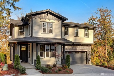 Bothell Single Family Home For Sale: 17114 94th (Homesite 23) Place NE