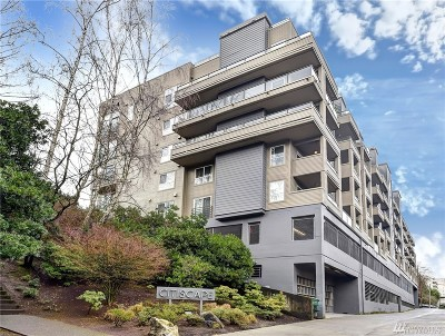 Condo/Townhouse Sold: 1504 Aurora Ave N #108