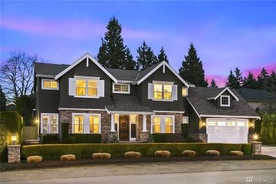 Bellevue Single Family Home For Sale: 10628 NE 13th St