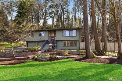 Kent WA Single Family Home For Sale: $448,000