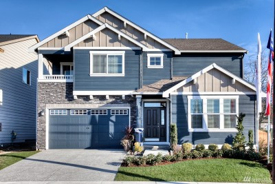 Woodinville Single Family Home For Sale: 12444 NE 153rd Place #135