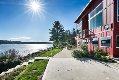 Gig Harbor Single Family Home For Sale: 14721 Goodrich Dr NW