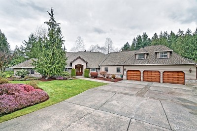 Snohomish Single Family Home For Sale: 19307 88th Ave SE