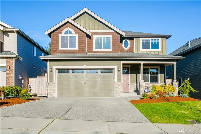 Bothell Single Family Home For Sale: 18907 4th Dr SE