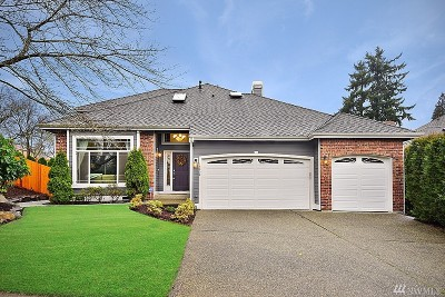 Woodinville Single Family Home For Sale: 13002 NE 197th Place