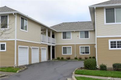 Auburn WA Condo/Townhouse For Sale: $169,000