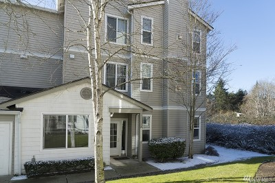 Bothell Condo/Townhouse For Sale: 2009 196th St SE #B104