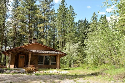Winthrop WA Single Family Home For Sale: $309,000