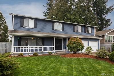 Auburn WA Single Family Home For Sale: $379,999