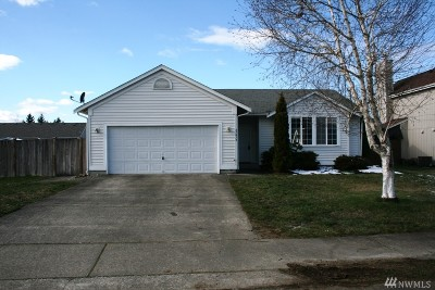Spanaway Single Family Home For Sale: 21414 42nd Ave E