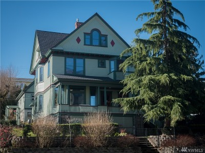 Single Family Home For Sale: 1510 Tacoma Ave S