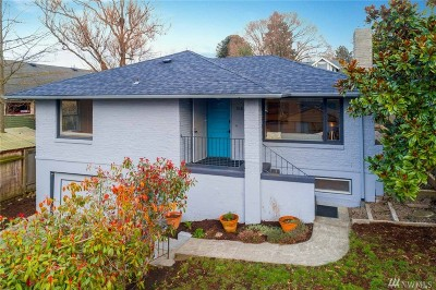 King County Single Family Home For Sale: 516 28th Ave