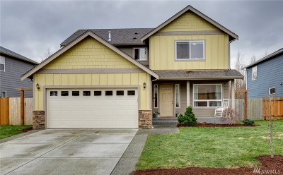 Ferndale Single Family Home For Sale: 1839 Billie Ct