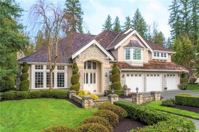 Woodinville Single Family Home For Sale: 20532 NE 126th Wy