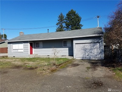 Single Family Home For Sale: 1818 Jefferson St