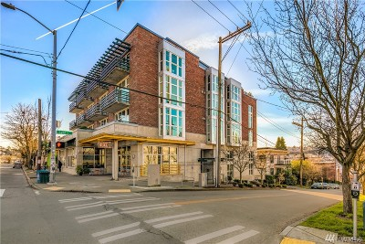 King County Condo/Townhouse For Sale: 125 E Lynn St #304