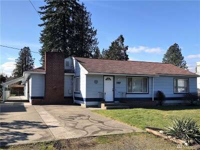 Centralia Single Family Home For Sale: 1407 View Ave