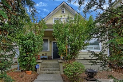 King County Single Family Home For Sale: 710 16th Ave