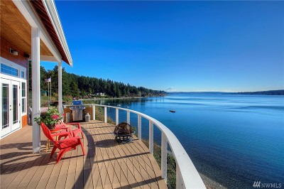 Gig Harbor Single Family Home For Sale: 7102 Ford Dr NW
