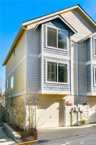 Seattle Single Family Home For Sale: 2414 SW Holden St #B