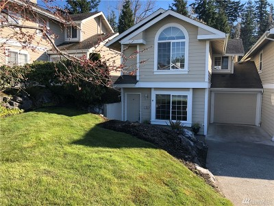 Bellingham WA Condo/Townhouse For Sale: $279,900