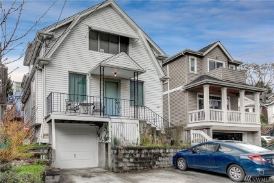 Seattle Single Family Home For Sale: 1514 NE 68th St