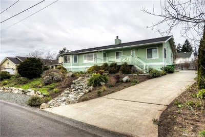 Anacortes Single Family Home For Sale: 5604 Rosario Wy